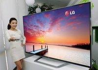 LG muestra su televisión 3D de 84 pulgadas con imponente resolución