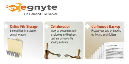 Egnyte: almacenamiento, colaboración y backup remotos