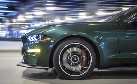 Ford Mustang Bullitt frenos