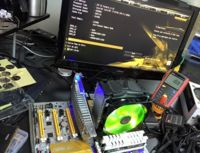 Intel 'Broadwell' demuestra respetable capacidad de overclock a 5GHz con aire