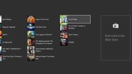 Microsoft podría habilitar la opción de compartir nuestra biblioteca digital en Xbox One