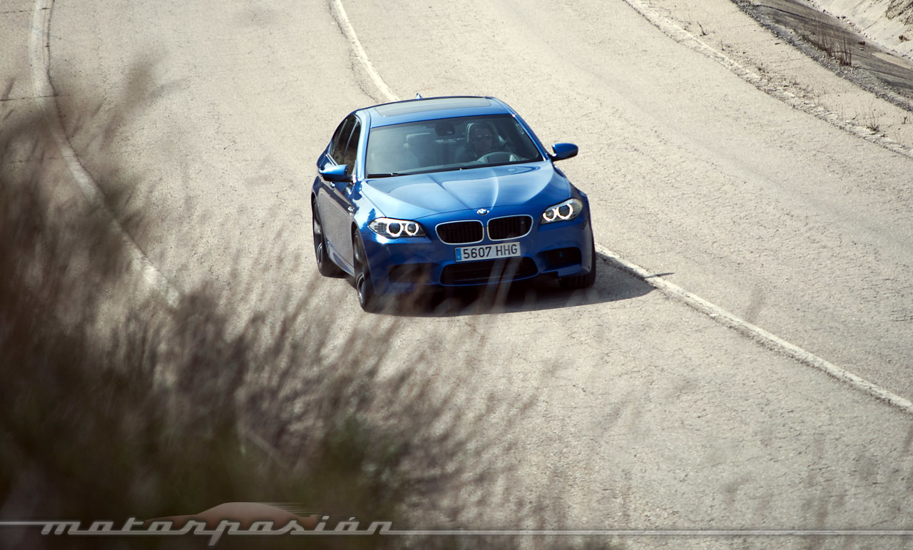 Foto de BMW M5 (Prueba) (125/136)