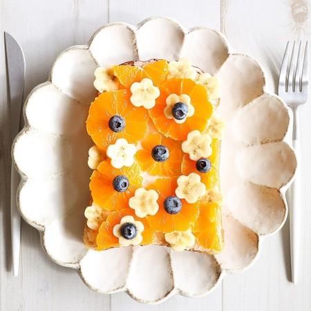 Esta cuenta de Instagram convierte las tostadas en obras de arte. Inspírate en sus diseños y saca el Dalí que hay en ti