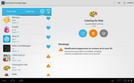 Permission Friendly Apps Cf610b H900