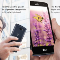 LG Lancet, los coreanos vuelven con Windows