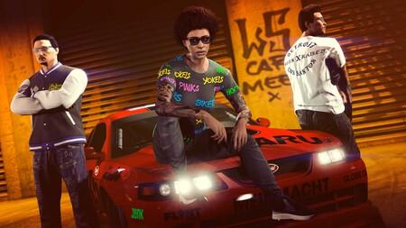 Gta Online Camisetas Ls Car Meet