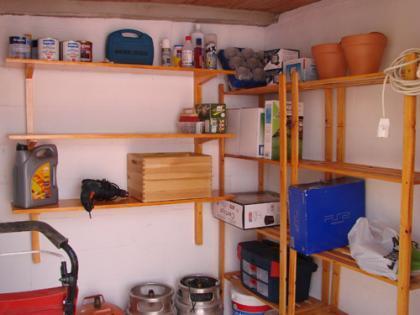 Optimizar el espacio (VIII): Garajes y trasteros