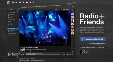 Senzari, la nueva aplicación de radio online que saldrá el año que viene