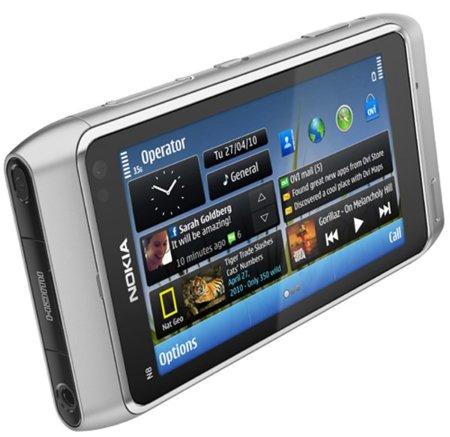 Nokia N8 en grande