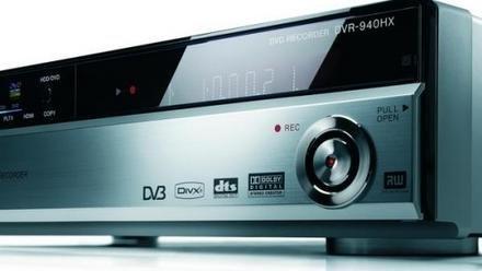 Pioneer DVR-940HX, tremendo