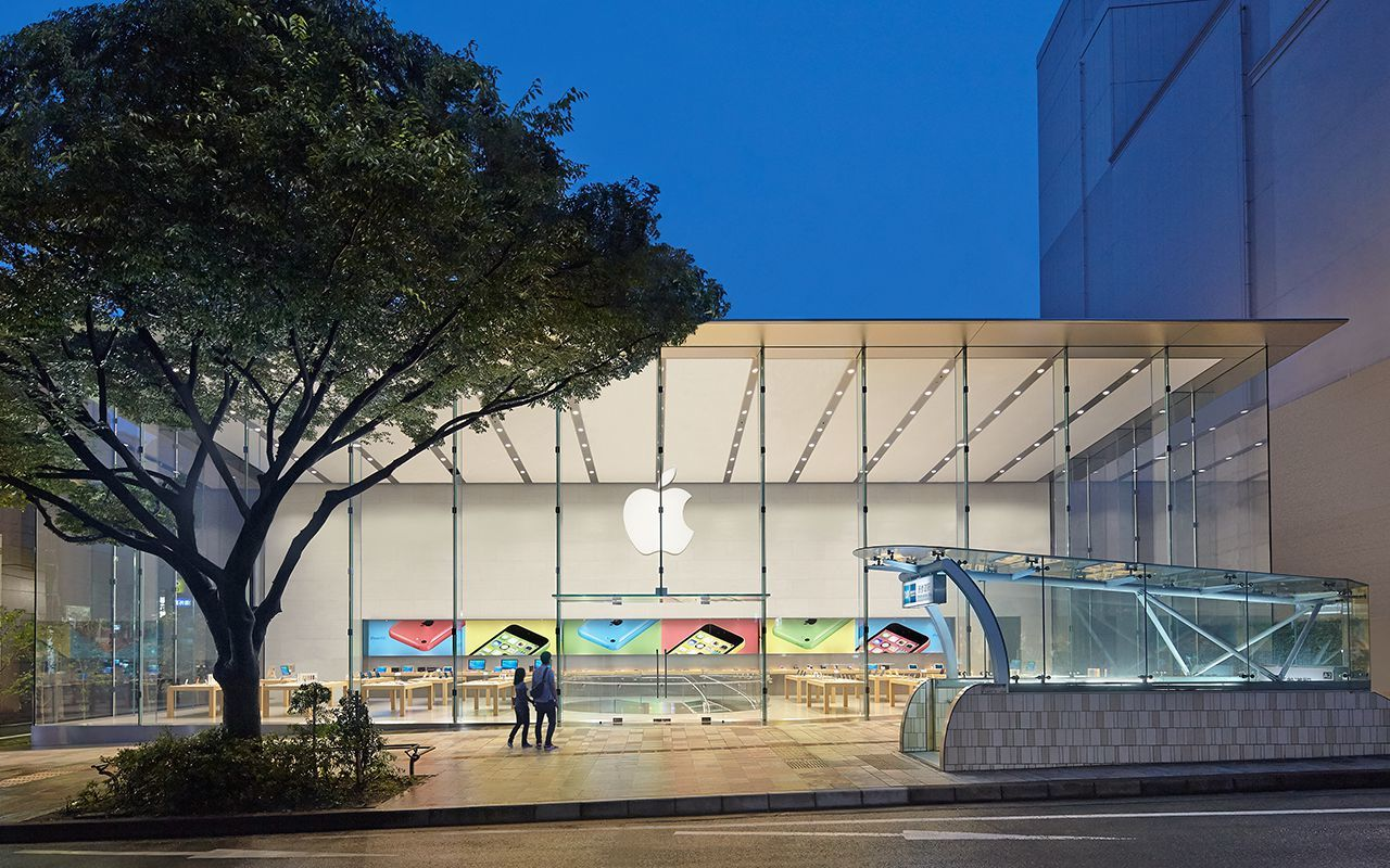 Foto de Apple Store Omotesando (1/12)