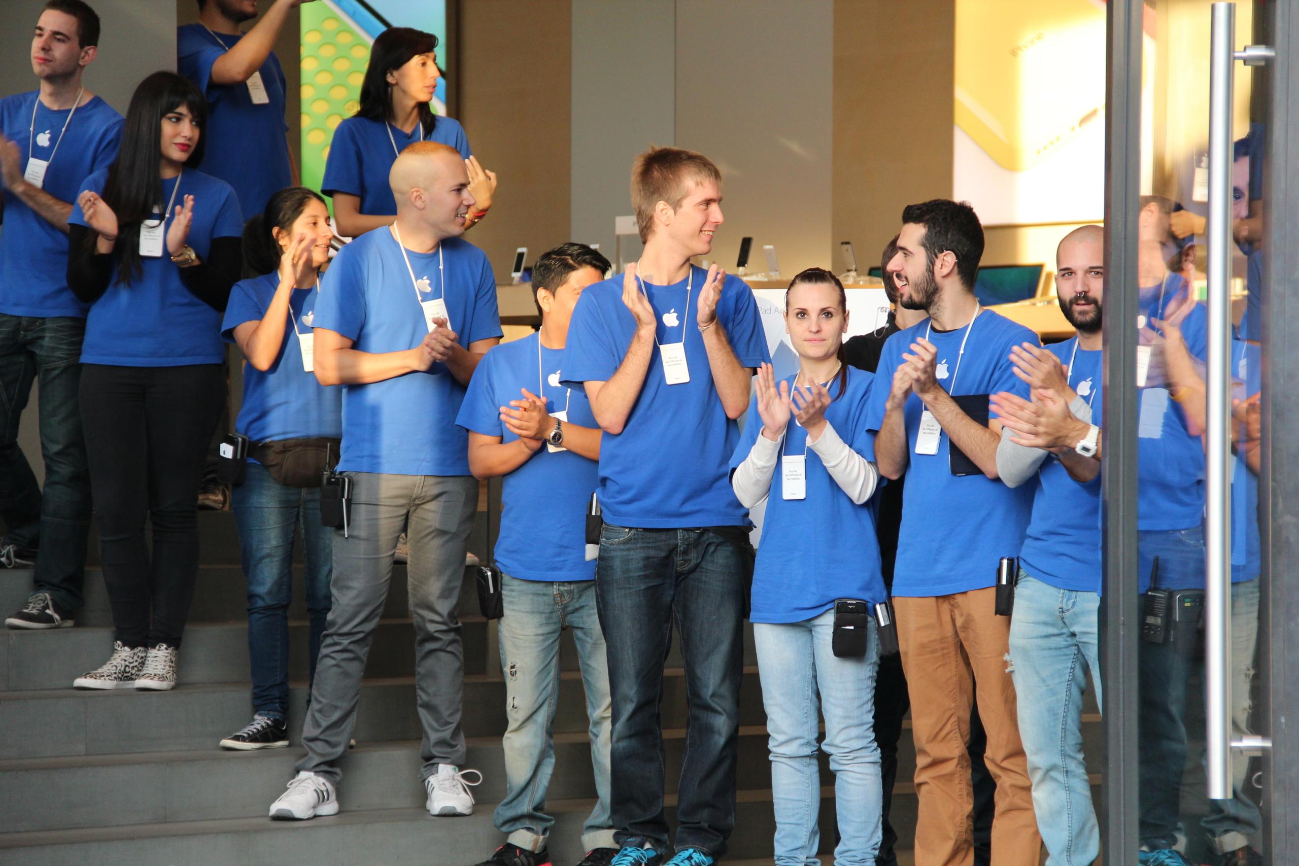 Foto de Lanzamiento del iPad Air en Barcelona (19/30)
