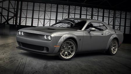 Dodge Challenger 50th Anniversary Commemorative Edition, celebrando medio siglo del icónico muscle car