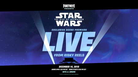Fortnite Star Wars Event
