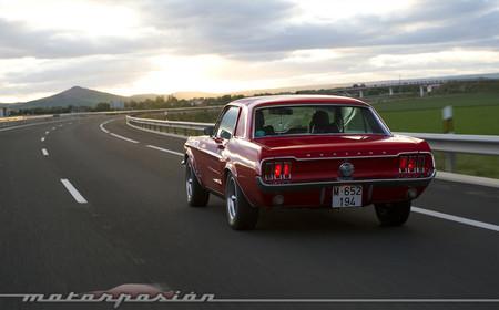 Cabalgada de Mustangs 2014