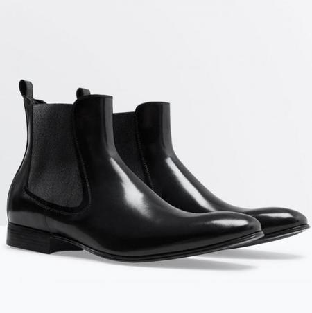 Tendencias zapatos hombre invierno 2014