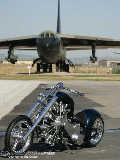 JLR Radial-Chopper