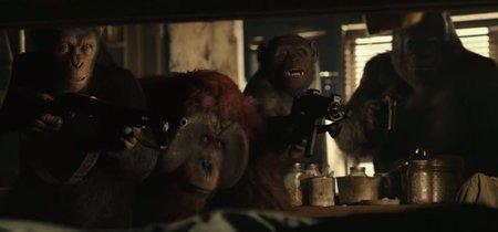 Los críticos aman 'La guerra del planeta de los simios' y la espera se hace aún más eterna con este nuevo tráiler
