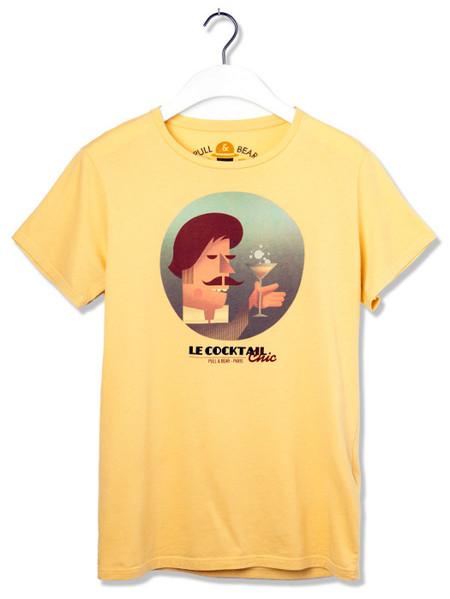 Camiseta Primavera 2013 Pull&Bear