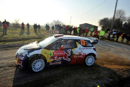 Thierry Neuville realizará 11 pruebas en el WRC