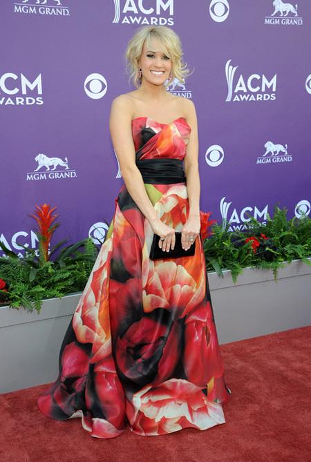 Carrie Underwood acm 2013