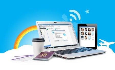 Llega Skype WiFi ahora puedes conectarte a 1 millón de redes WiFi