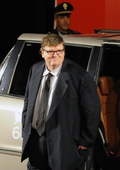 Festival de Venecia 2009 Michael Moore