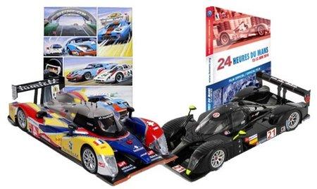 Regalos de las 24 horas de Le Mans para Navidad