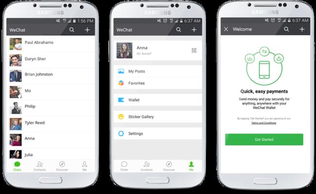 Cómo funcionan los pagos y el envío de dinero en WeChat, la aplicación que todos quieren copiar