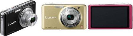 Ponte guapo con la Panasonic Lumix FX77