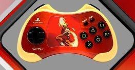 Street Fighter: pads exclusivos