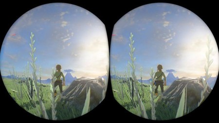 El Zelda de Switch en VR