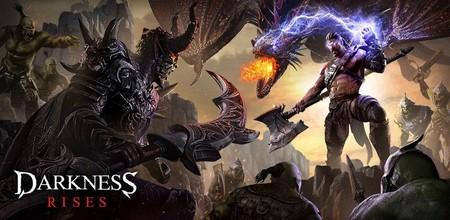Darkness Rises llega a Android, el espectacular RPG de acción de Nexon ya disponible en todo el mundo