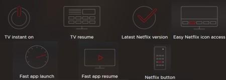 Criterios Netflix