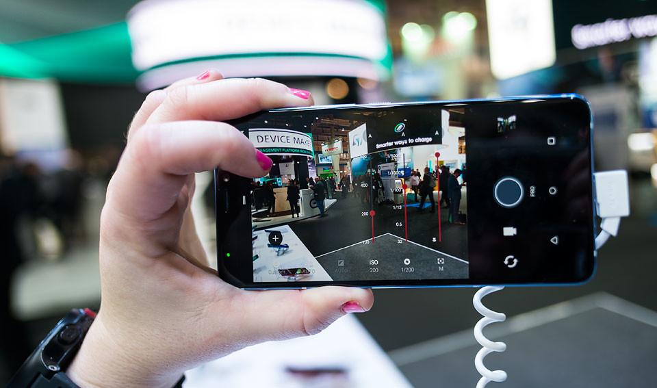 Htc U11 Eyes Camara Trasera App