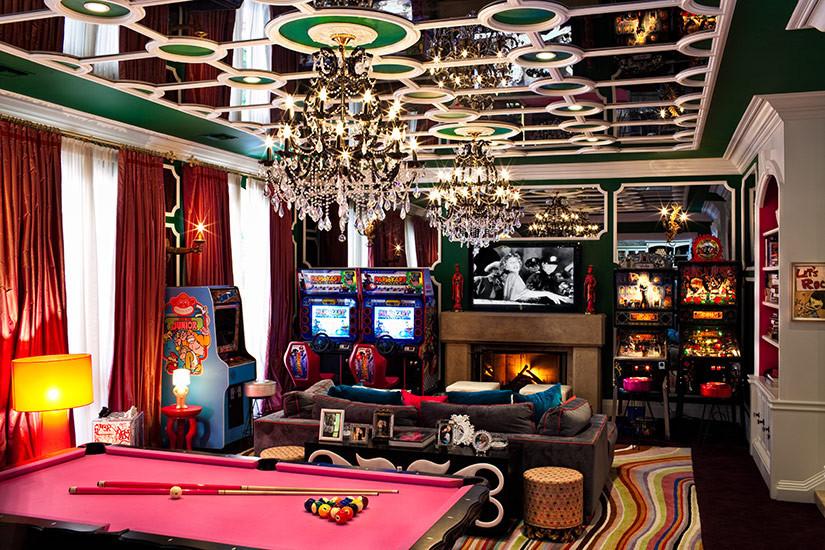 Foto de La casa de Christina Aguilera (4/26)