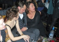 Jude Law de fiesta