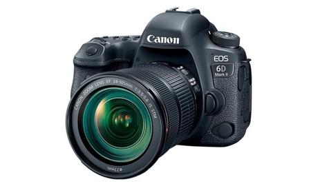 Precio mínimo en el Black Friday de Amazon para la reflex full frame Canon EOS 6D MkII con objetivo 24-105: ahora por 1.425,76 euros