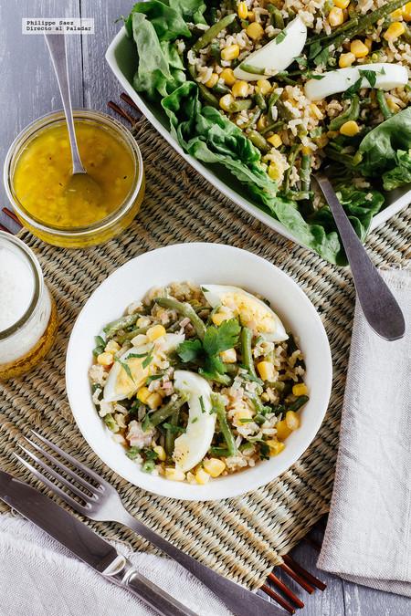 23 recetas de ensaladas para todos los gustos y necesidades