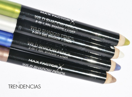Wild Shadows de Max Factor