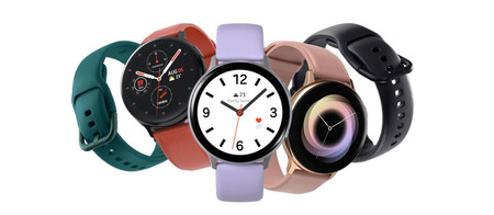 El Samsung Galaxy Watch Active2 frente al Apple Watch Series 4, Huawei Watch GT Active y el resto de sus rivales