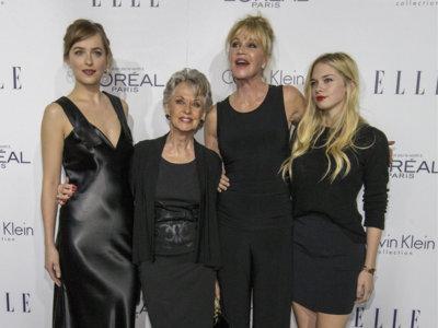 4 Mujeres de Bandera(s) acapararon ayer la atención en los ELLE Women in Hollywood Awards