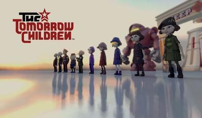The Tomorrow Children nos muestra 5 minutos más de su ambicioso estilo