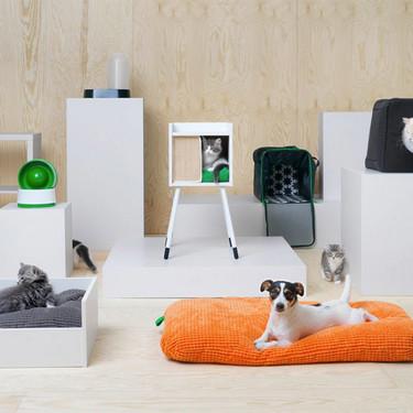 Ikea presenta su nueva línea de productos para gatos y perros