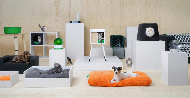 Ikea Mascotas 1