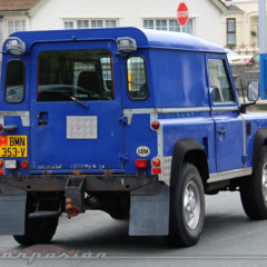 Foto 4 de 15 de la galería land-rover-defender en Motorpasión