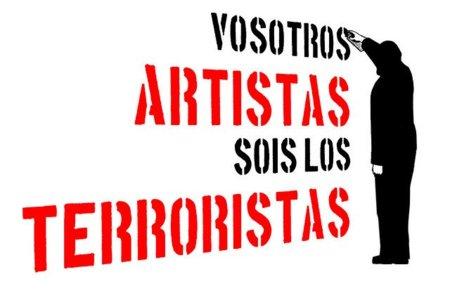 Guía de insultos a internautas y ciudadanos: de delincuentes a terroristas