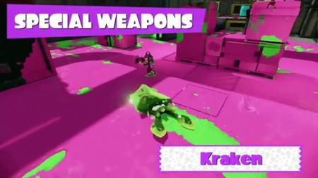 El próximo parche de Splatoon va por el Kraken y arregla el SplatFest