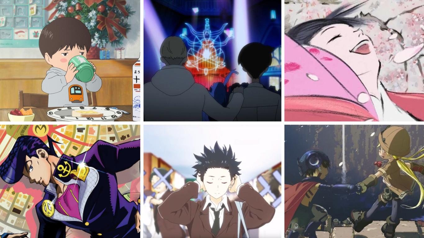 Las 27 Mejores Películas Y Series De Anime De La Década 2010 2019