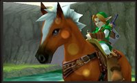 'The Legend of Zelda: Ocarina of Time' llegará a 3DS [E3 2010]